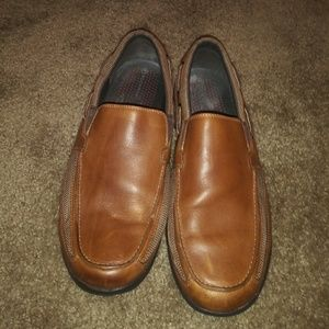 Rockport XCS Boat Loafers shoes